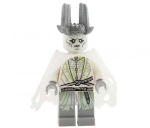 Lego Witch-King 79015 The Hobbit Minifigure