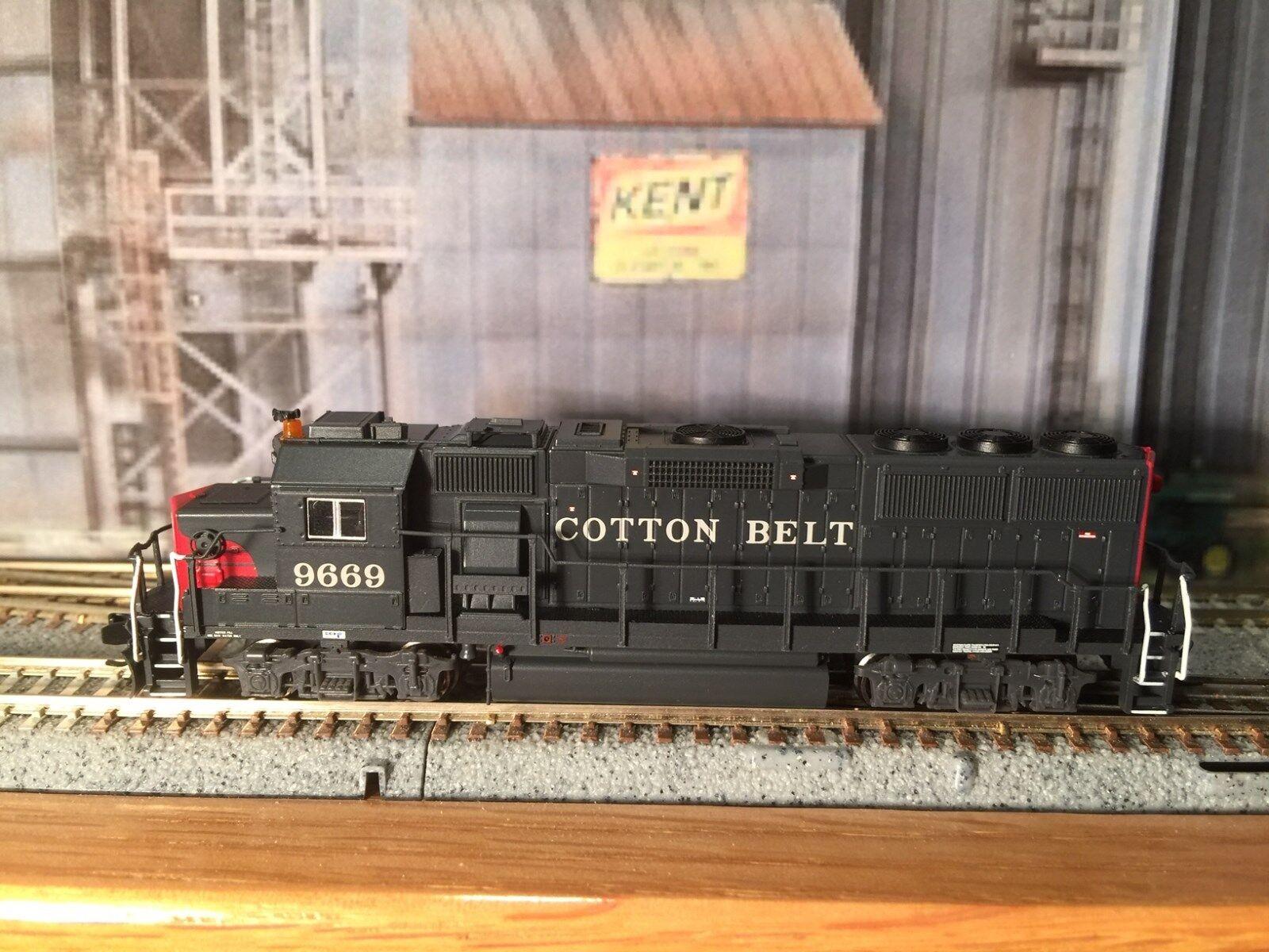 FOX FOX FOX VALLEY N 70852 GP60 COTTON BELT OPTIONS DC DCC   RD 5764ee