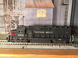 FOX-VALLEY-N-70852-GP60-COTTON-BELT-OPTIONS-DC-DCC-RD-9669