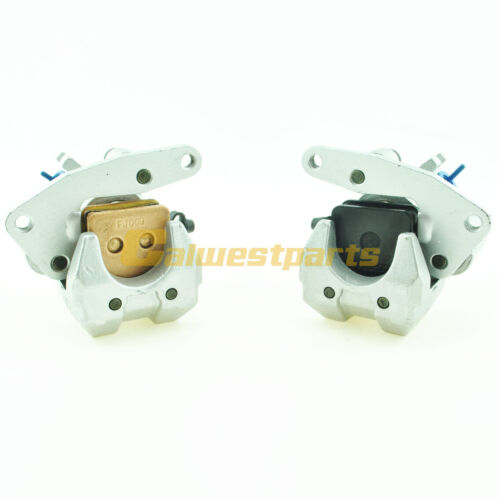 Front Brake Caliper Set For YAMAHA RAPTOR 125 2011-2013 YFM 125R Left/&Right
