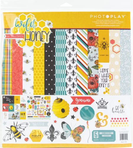 """PhotoPlay Collection Pack 12/""""X12/""""-Wild Honey"""