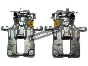 FITS-NISSAN-ALMERA-TINO-2000-gt-2006-REAR-RIGHT-amp-LEFT-PAIR-BRAKE-CALIPERS
