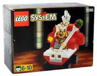 Lego 2586 Castle The Crazy Lego King Set Retired From 1998 & Sealed