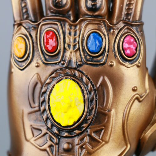 Thanos Infinity Gauntlet 1:4 Collectible Figure Statue Avengers Infinity War Toy