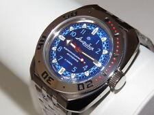 Man's Fashion VOSTOK Russian military Amphibian diver 200m. auto watch VA#710440