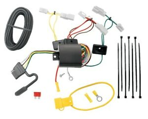 image is loading trailer-wiring-harness-kit-for-14-19-toyota-
