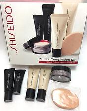 Shiseido Perfect Complexion Kit Dual Balancing Foundation - Light - BNIB