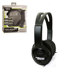 Xbox 360 Live Pro Gamer Headset with Mic BLACK - Komodo