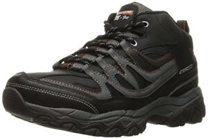 Skechers-Sport-50120EWW-Mens-Afterburn-M-Fit-Geardo-Oxford-Choose-SZ-Color