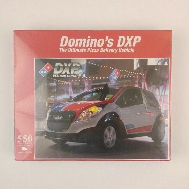 Dominos DXP 550 Piece Puzzle