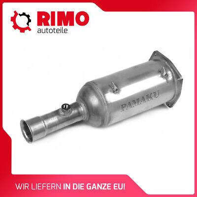 Peugeot 807 2.0 HDi 79KW 2.2 HDi 94KW Dieselpartikelfilter DPF Mit Montagesatz