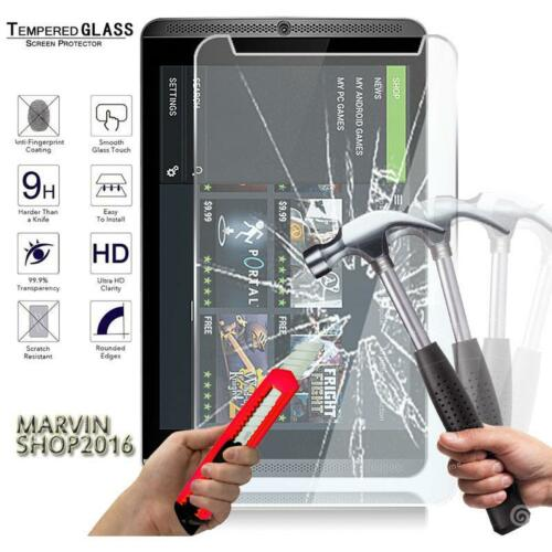 """Tablet Tempered Glass Film Screen Protector For Nvidia Shield 8.0/"""""""