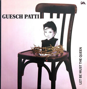 Guesch-Patti-7-034-Let-Be-Must-The-Queen-France-VG-VG