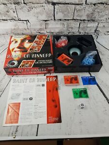 Saint-o-pecador-juego-por-Parker-Electronic-detector-de-mentiras-completa