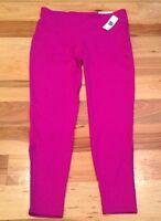 Gap Women's 2xl / Xx-large Purple Gap Fit Exercise Leggings.