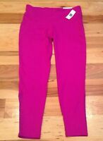Gap Women's 2xl / Xx-large Purple Gap Fit Exercise Leggings.