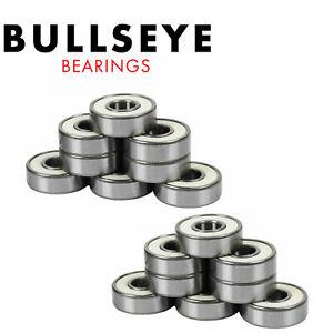 Replacement-Rollerblade-Bearings-Bullseye-Abec-9-Inline-Skate-Hockey-16-Pack