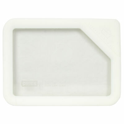 2-Pack Pyrex Ultimate OV-7210 Rectangle White Leak Proof Replacement Lid