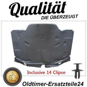 Motorhauben-Daemmung-Schallschutz-Daemmmatte-mit-Nieten-fuer-Mercedes-R129