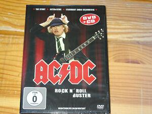 AC-DC-ROCK-N-039-ROLL-BUSTER-DVD-amp-CD-OVP-SEALED