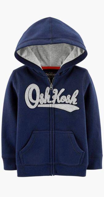 Oshkosh Boys Hoodie Size 4T