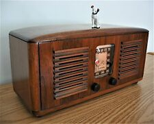 "Restored Vintage RCA AM Broadcast Table Radio from 1942 ""Radiola Wanna Be"""