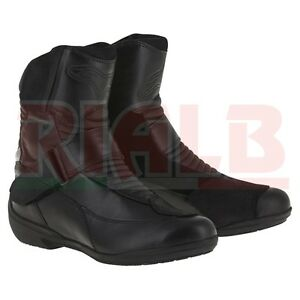 Alpinestars-STELLA-VALENCIA-Women-039-s-Waterproof-Motorcycle-Boot
