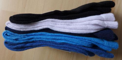 dunkelblau weiß blau blau 5er Pack Jungen Socken Gr 27//30 31//34 schwarz
