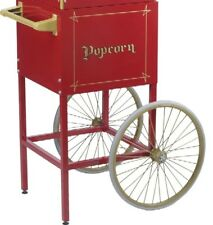 New Matching Cart For Red Fun Pop 8 Oz Popper By Gold Medal