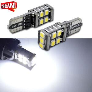 10pcs-White-T10-W5W-2835-11SMD-LED-Indicator-Side-Light-Dash-Map-Lamp-Wedge-Bulb