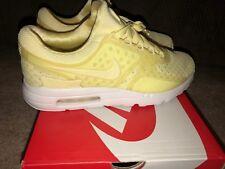 pretty nice 9618b a5d94 item 6 Nike Air Max Zero BReathe Mens 903892-700 Lemon Chiffon Running  Shoes Size 10 -Nike Air Max Zero BReathe Mens 903892-700 Lemon Chiffon  Running Shoes ...