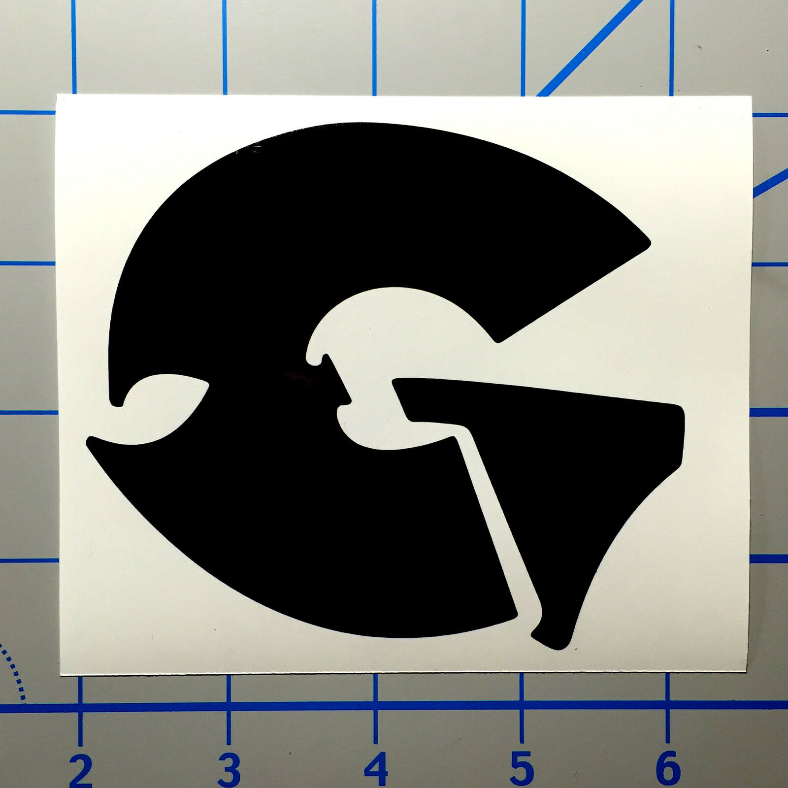 "Wu Tang Clan Raekwon 4/"" Wide Vinyl Decal Sticker BOGO"