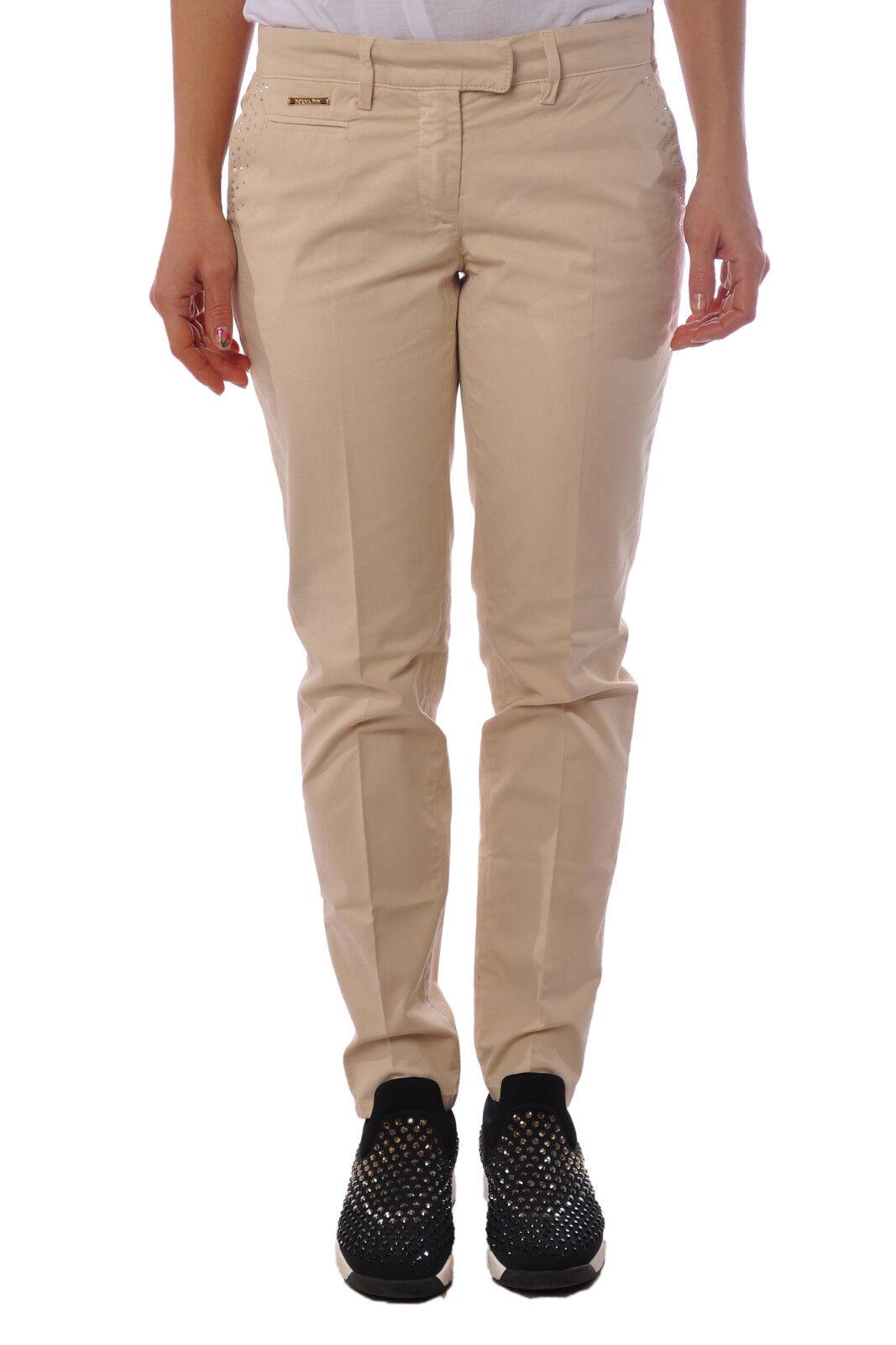Patrizia Pepe  -  Pants - Female - 29 - Beige - 1633204C160704