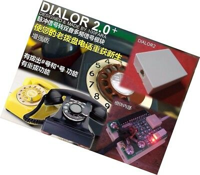 telephone module Pulse transfer dual tone multiple frequency DTMF converter