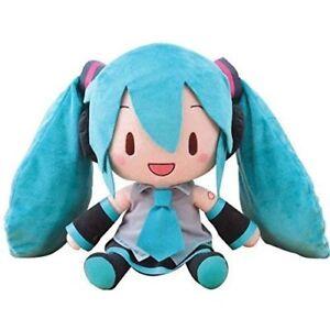 Vocaloid-Hatsune-Miku-Fluffy-Jumbo-Plush-Stuffed-Doll-30cm-2018-AT0916