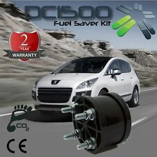 Kit DC 1500  HHO Idrogeno  con 13 piastre in acciaio  da 800 a 1400 cc