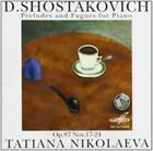 D. Shostakovich Preludes and Fugues for Piano 4600317000753 CD