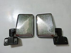 Toyota land cruiser fj70 fj75 lj70 lj75 bj70 bj75 door side mirror image is loading toyota land cruiser fj70 fj75 lj70 lj75 bj70 fandeluxe Image collections