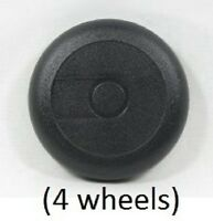 Eureka Mighty Mite Vacuum Rear Wheels (4pk) Part 15409-119n