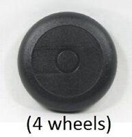Eureka Mighty Mite Vacuum Rear Wheels (4pk) Part 15409-119n
