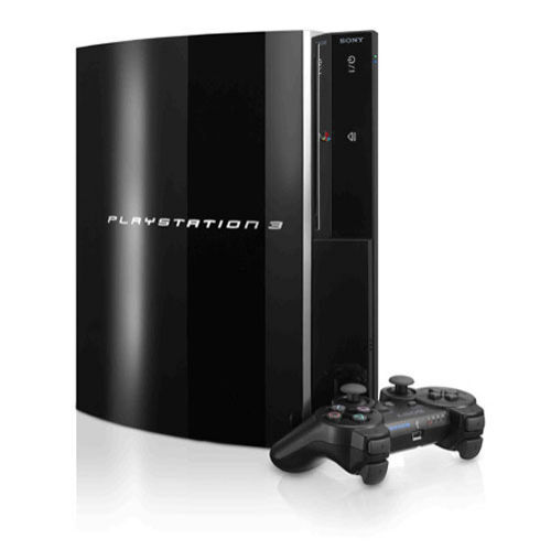 Sony Playstation 3 Launch Edition 40gb Piano Black Console Ps398006 For Sale Online Ebay