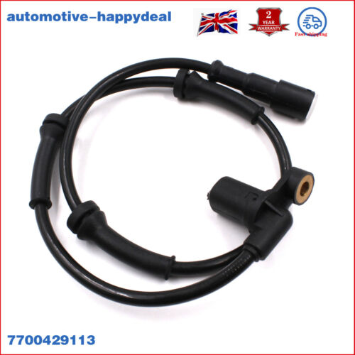 I CLASSIC ABS Wheel Speed sensor Front Left//Right Fit RENAULT MEGANE I I COACH
