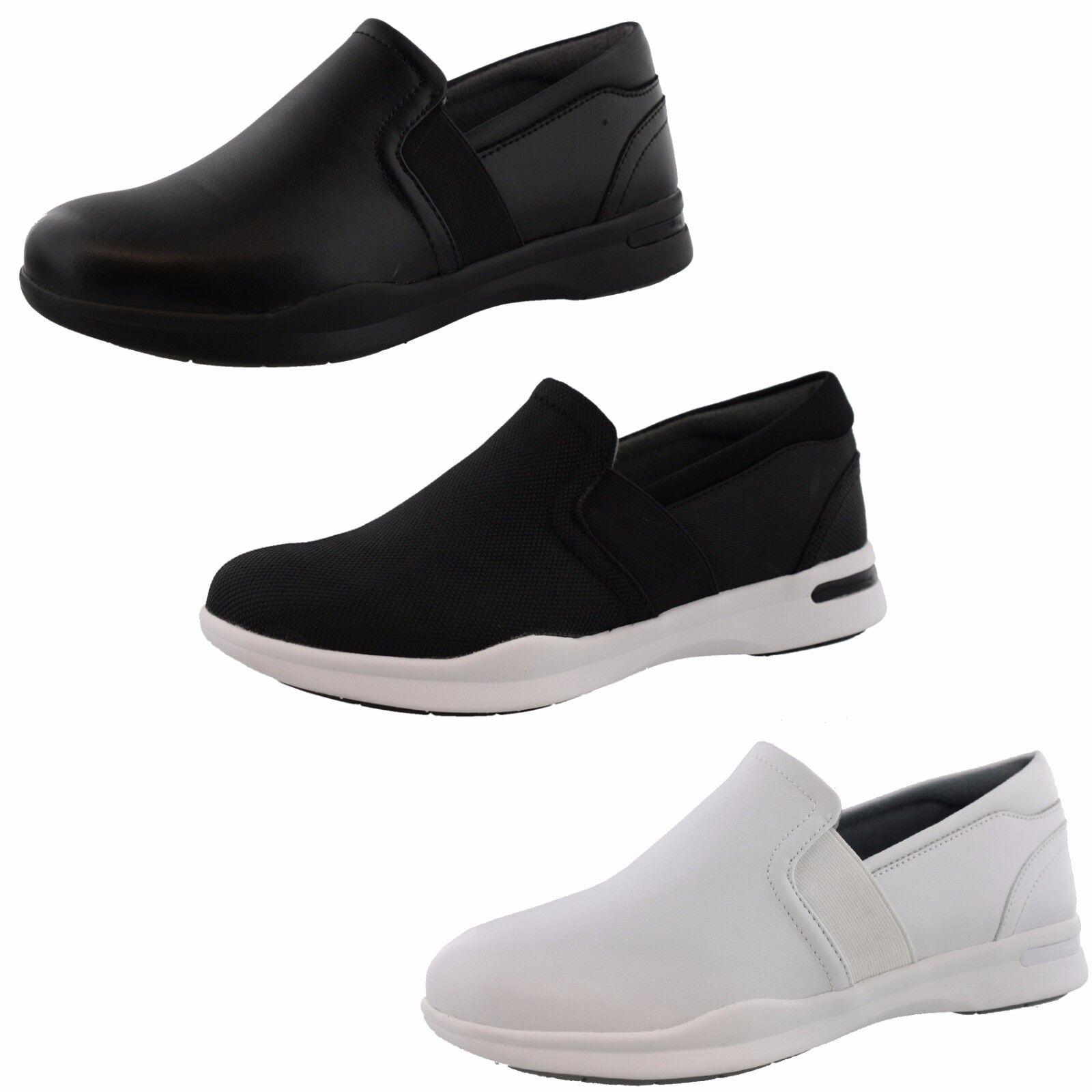 femmes SOFTWALK VANTAGE SLIP RESISTANT SLIP ON Chaussures