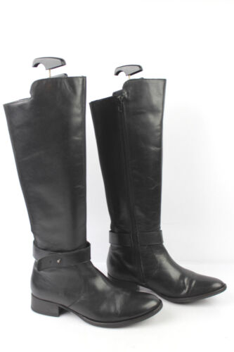 Elasticated T condizioni Band Leather Marina 36 Boots San Black Ottime nB1XvRT