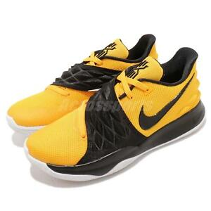 81c6bf0c8cb Nike Kyrie 1 Low EP Irving Yellow Black Men Basketball Shoes ...