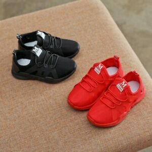 Children-Kids-Baby-Boys-Girls-Sport-Running-Breathable-Mesh-Sneaker-Casual-Shoes