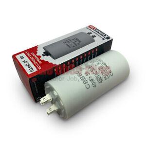Universal-40uf-Capacitor-CBB60-450-VAC-50-60Hz-6mm-Tab-Lug-Connectors