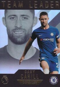Gary-Cahill-2017-18-Topps-Premier-League-Gold-Soccer-Team-Leader