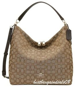 COACH-F58327-CELESTE-CONVERTIBLE-SIGNATURE-CROSSBODY-SHOULDER-HANDBAG-KHAKI-BR