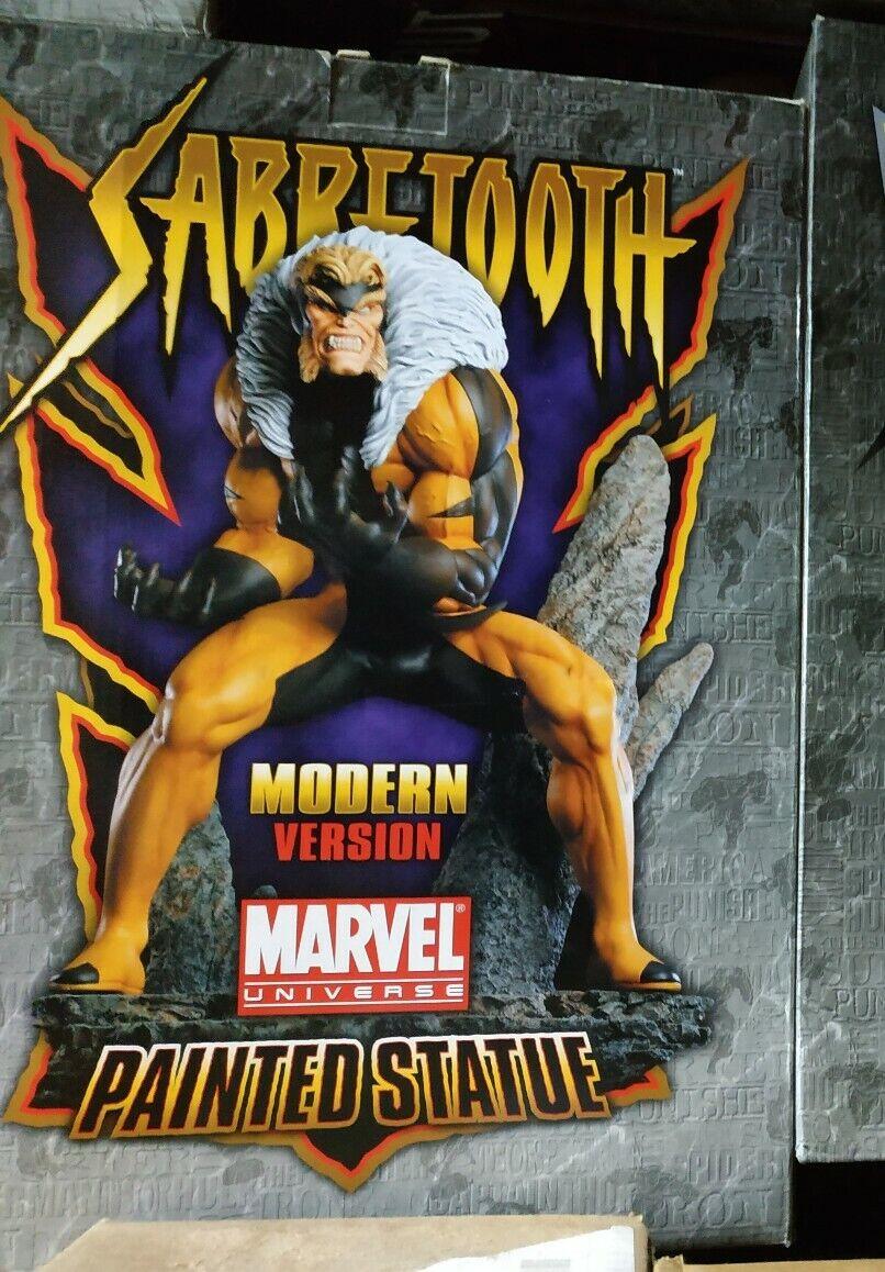 Bowen Bowen Bowen Designs Sabretooth Modern Version Marvel Painted Statue 06f94e